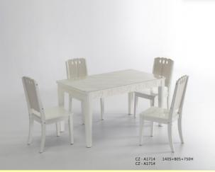Bộ bàn ăn CZA1714