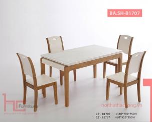 Bộ bàn ăn CZ-B1707