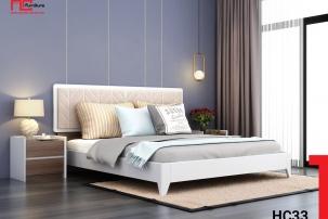Giường ngủ đẹp hiện đại HC33